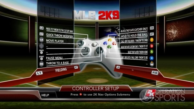 Major League Baseball 2K9 Screenshot #107 for Xbox 360
