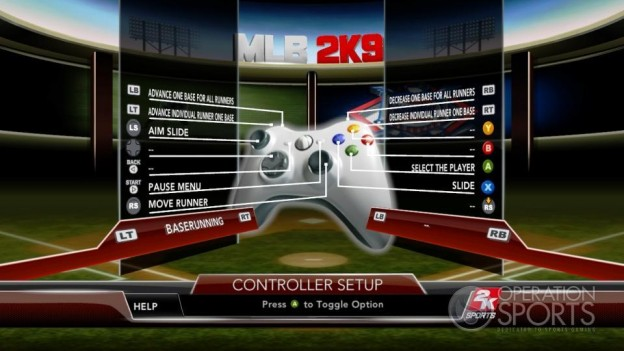 Major League Baseball 2K9 Screenshot #108 for Xbox 360