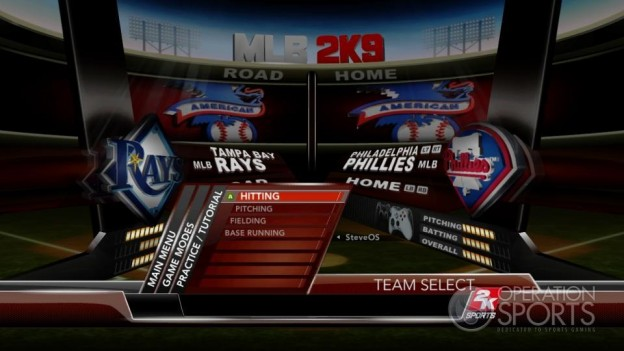 Major League Baseball 2K9 Screenshot #109 for Xbox 360