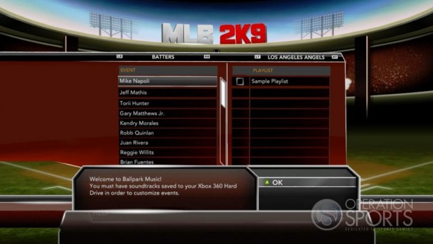Major League Baseball 2K9 Screenshot #128 for Xbox 360