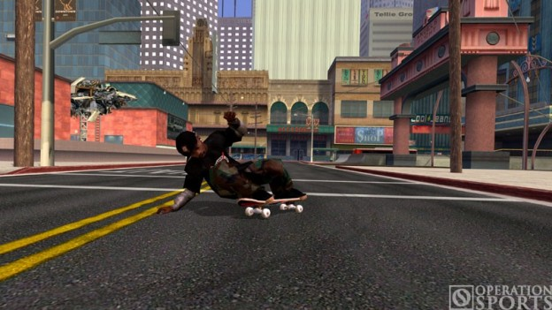 Tony Hawk's American Wasteland Screenshot #2 for Xbox 360