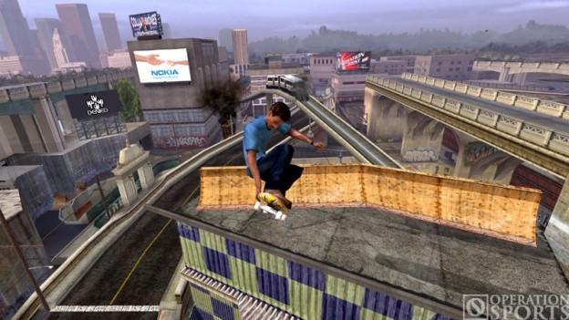Tony Hawk's American Wasteland Screenshot #3 for Xbox 360