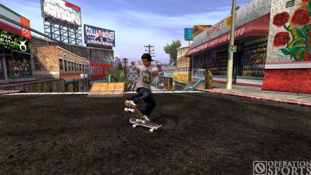 Tony Hawk's American Wasteland Screenshot #4 for Xbox 360