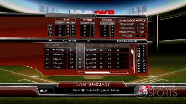 Major League Baseball 2K9 Screenshot #230 for Xbox 360