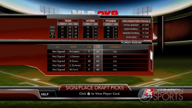 Major League Baseball 2K9 Screenshot #236 for Xbox 360