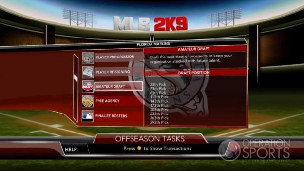 Major League Baseball 2K9 Screenshot #239 for Xbox 360