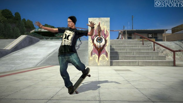 Tony Hawk's Project 8 Screenshot #1 for Xbox 360