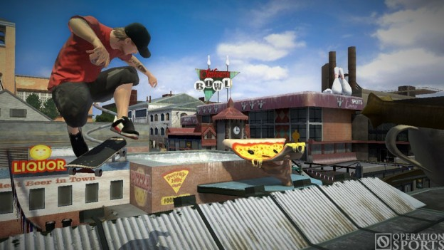 Tony Hawk's Project 8 Screenshot #2 for Xbox 360