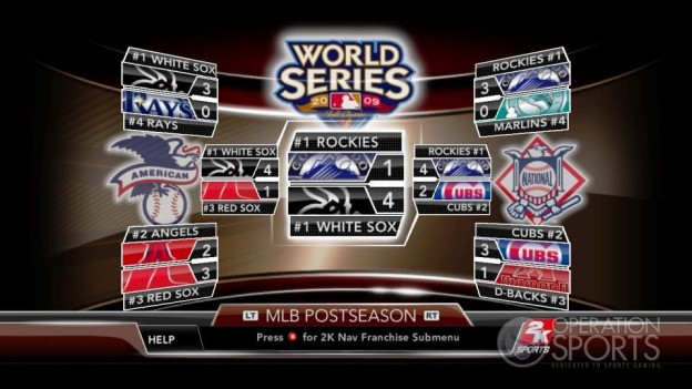 Major League Baseball 2K9 Screenshot #279 for Xbox 360