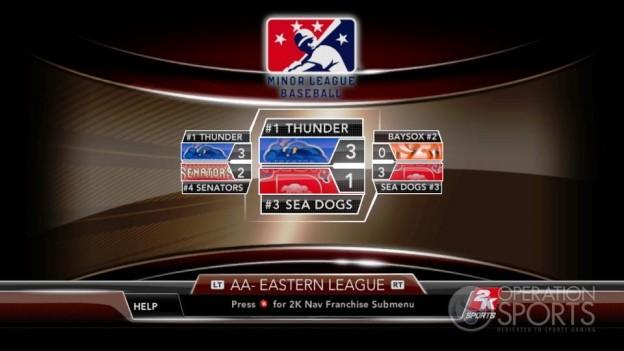 Major League Baseball 2K9 Screenshot #280 for Xbox 360