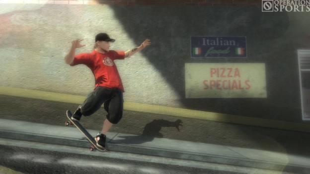 Tony Hawk's Project 8 Screenshot #3 for Xbox 360