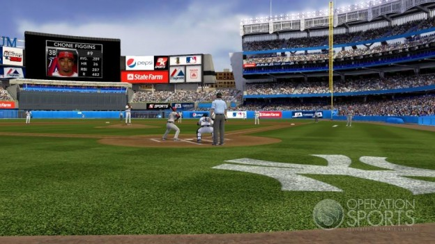 Major League Baseball 2K9 Screenshot #289 for Xbox 360