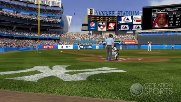 Major League Baseball 2K9 Screenshot #290 for Xbox 360