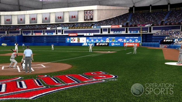 Major League Baseball 2K9 Screenshot #296 for Xbox 360