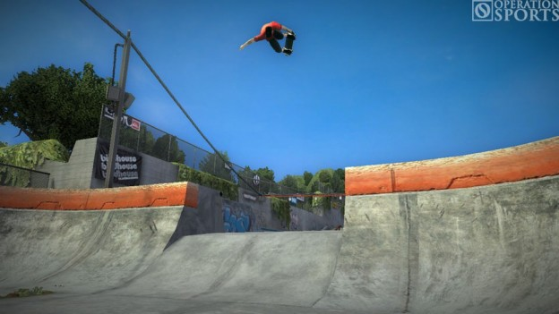 Tony Hawk's Project 8 Screenshot #4 for Xbox 360