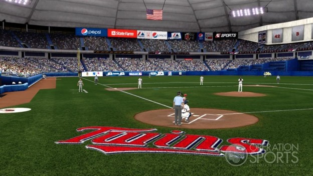 Major League Baseball 2K9 Screenshot #297 for Xbox 360