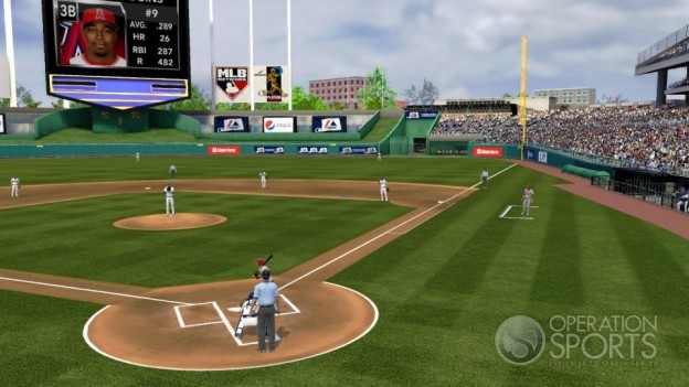 Major League Baseball 2K9 Screenshot #303 for Xbox 360