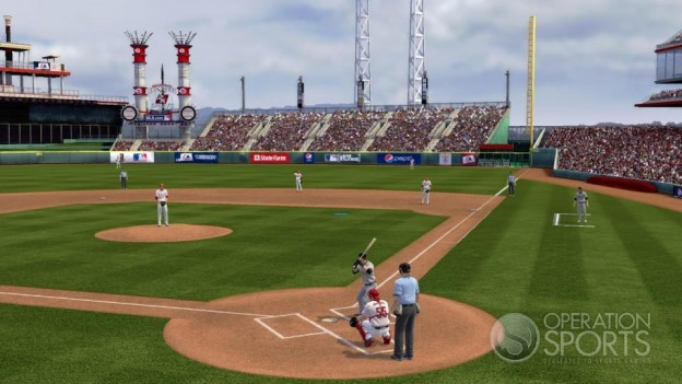 Major League Baseball 2K9 Screenshot #310 for Xbox 360