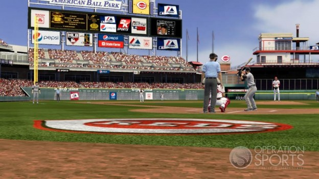 Major League Baseball 2K9 Screenshot #311 for Xbox 360