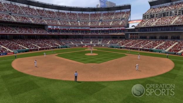 Major League Baseball 2K9 Screenshot #312 for Xbox 360