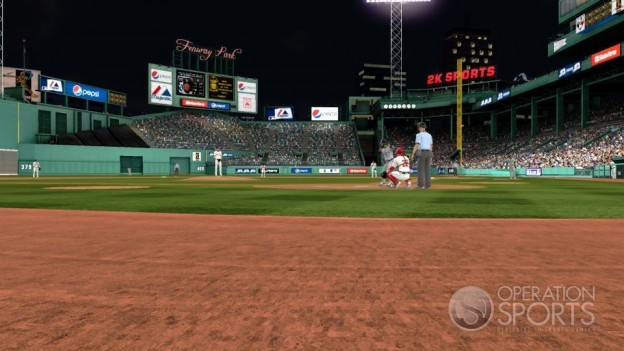 Major League Baseball 2K9 Screenshot #313 for Xbox 360