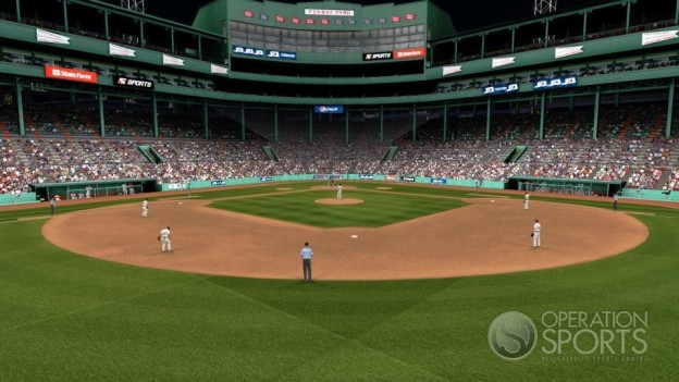 Major League Baseball 2K9 Screenshot #317 for Xbox 360