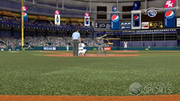 Major League Baseball 2K9 Screenshot #319 for Xbox 360