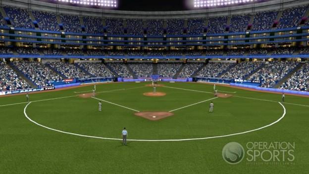 Major League Baseball 2K9 Screenshot #320 for Xbox 360