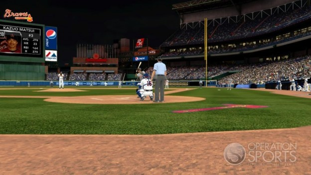 Major League Baseball 2K9 Screenshot #325 for Xbox 360
