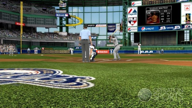 Major League Baseball 2K9 Screenshot #327 for Xbox 360