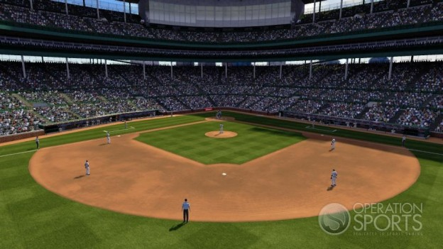 Major League Baseball 2K9 Screenshot #333 for Xbox 360