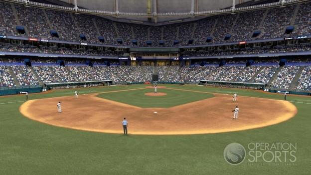 Major League Baseball 2K9 Screenshot #334 for Xbox 360