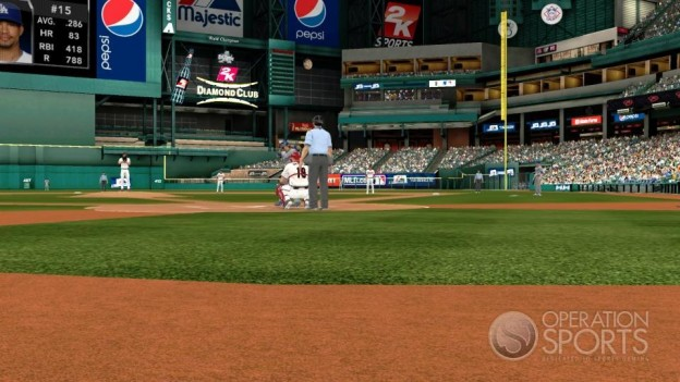 Major League Baseball 2K9 Screenshot #339 for Xbox 360