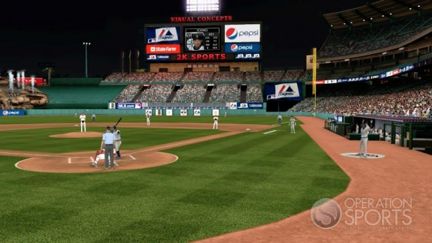 Major League Baseball 2K9 Screenshot #342 for Xbox 360