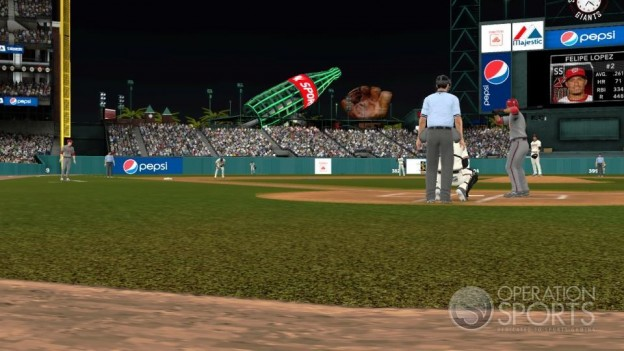 Major League Baseball 2K9 Screenshot #345 for Xbox 360