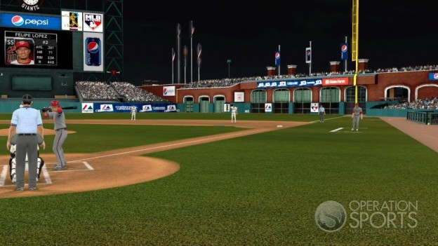 Major League Baseball 2K9 Screenshot #346 for Xbox 360