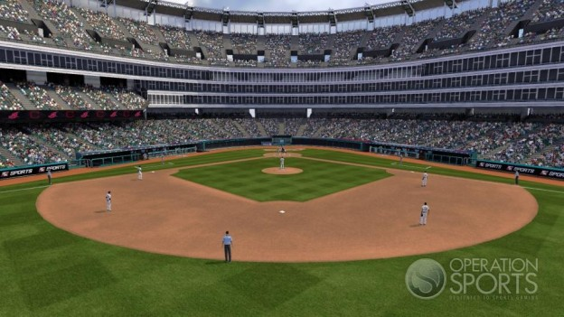 Major League Baseball 2K9 Screenshot #347 for Xbox 360