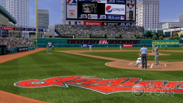Major League Baseball 2K9 Screenshot #348 for Xbox 360