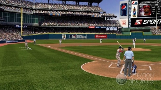Major League Baseball 2K9 Screenshot #358 for Xbox 360