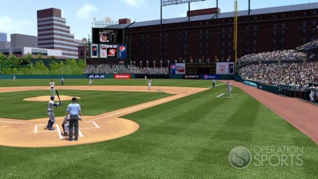 Major League Baseball 2K9 Screenshot #367 for Xbox 360