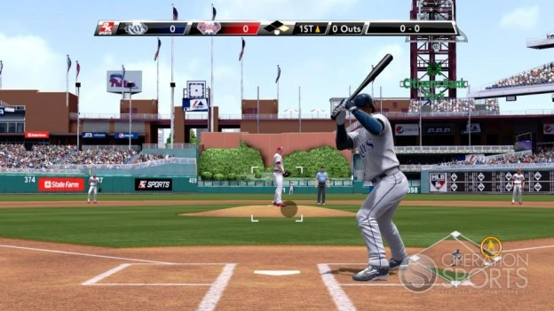 Major League Baseball 2K9 Screenshot #381 for Xbox 360