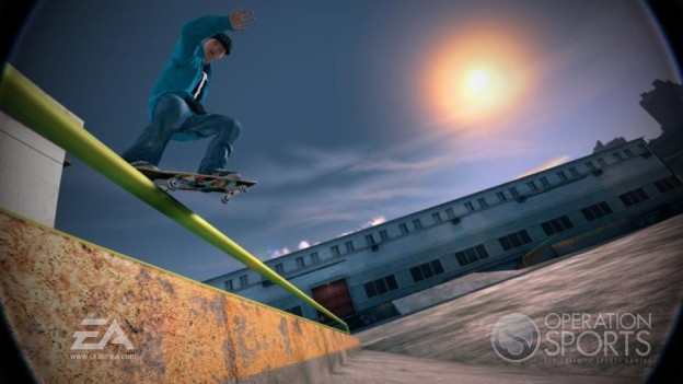 Skate 2 Screenshot #34 for Xbox 360