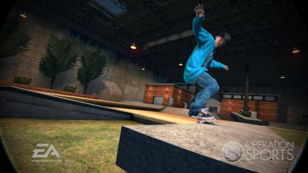 Skate 2 Screenshot #36 for Xbox 360