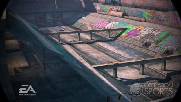 Skate 2 Screenshot #39 for Xbox 360