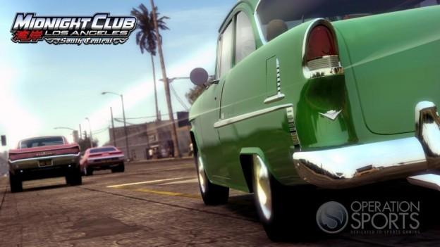 Midnight Club: Los Angeles Screenshot #17 for Xbox 360