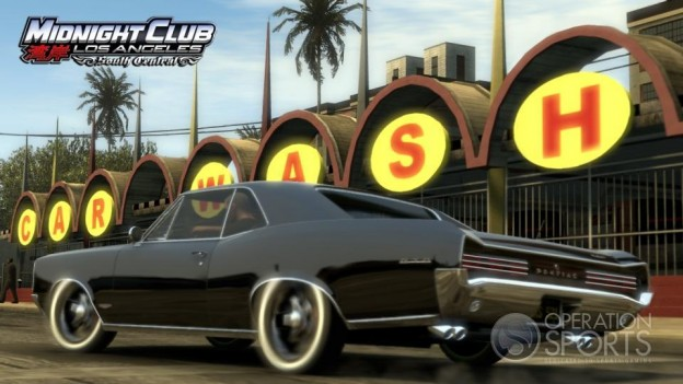 Midnight Club: Los Angeles Screenshot #18 for Xbox 360