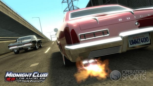 Midnight Club: Los Angeles Screenshot #19 for Xbox 360