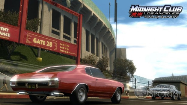 Midnight Club: Los Angeles Screenshot #20 for Xbox 360
