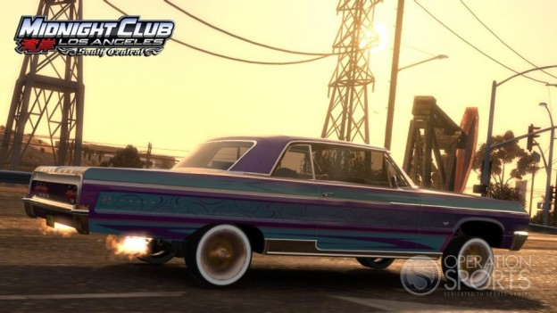 Midnight Club: Los Angeles Screenshot #21 for Xbox 360