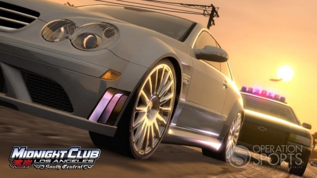 Midnight Club: Los Angeles Screenshot #23 for Xbox 360